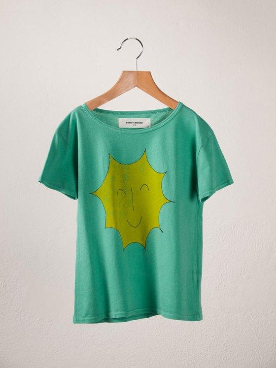 BOBO Short Sleeve T-Shirt Sunshine
