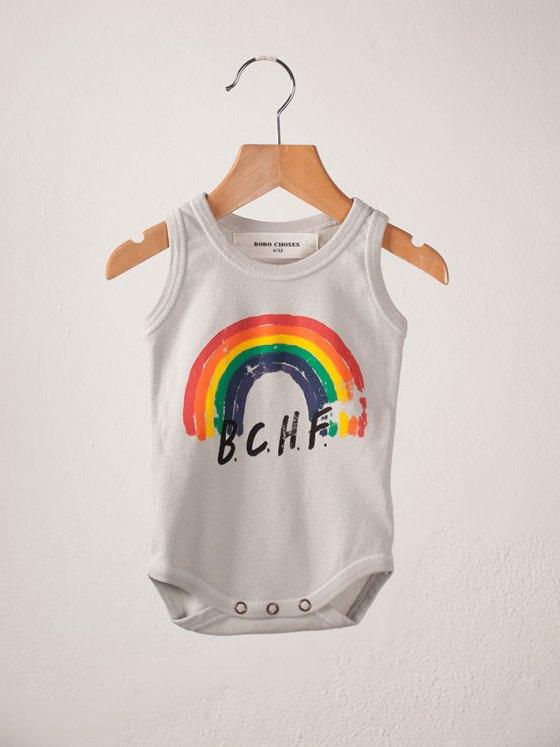 BOBO Sleeveless Body Rainbow