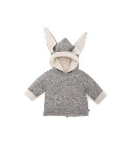 Oeuf animal-hoodie-donkey