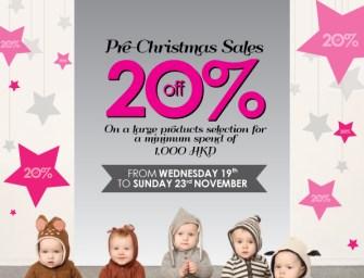Pre Christmas Sale!