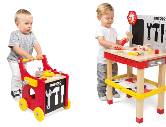 Top 5 Must-Have Construction Toys for Your Mini DIY-ers