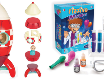 Top 7 Toys for Building STEM Skills