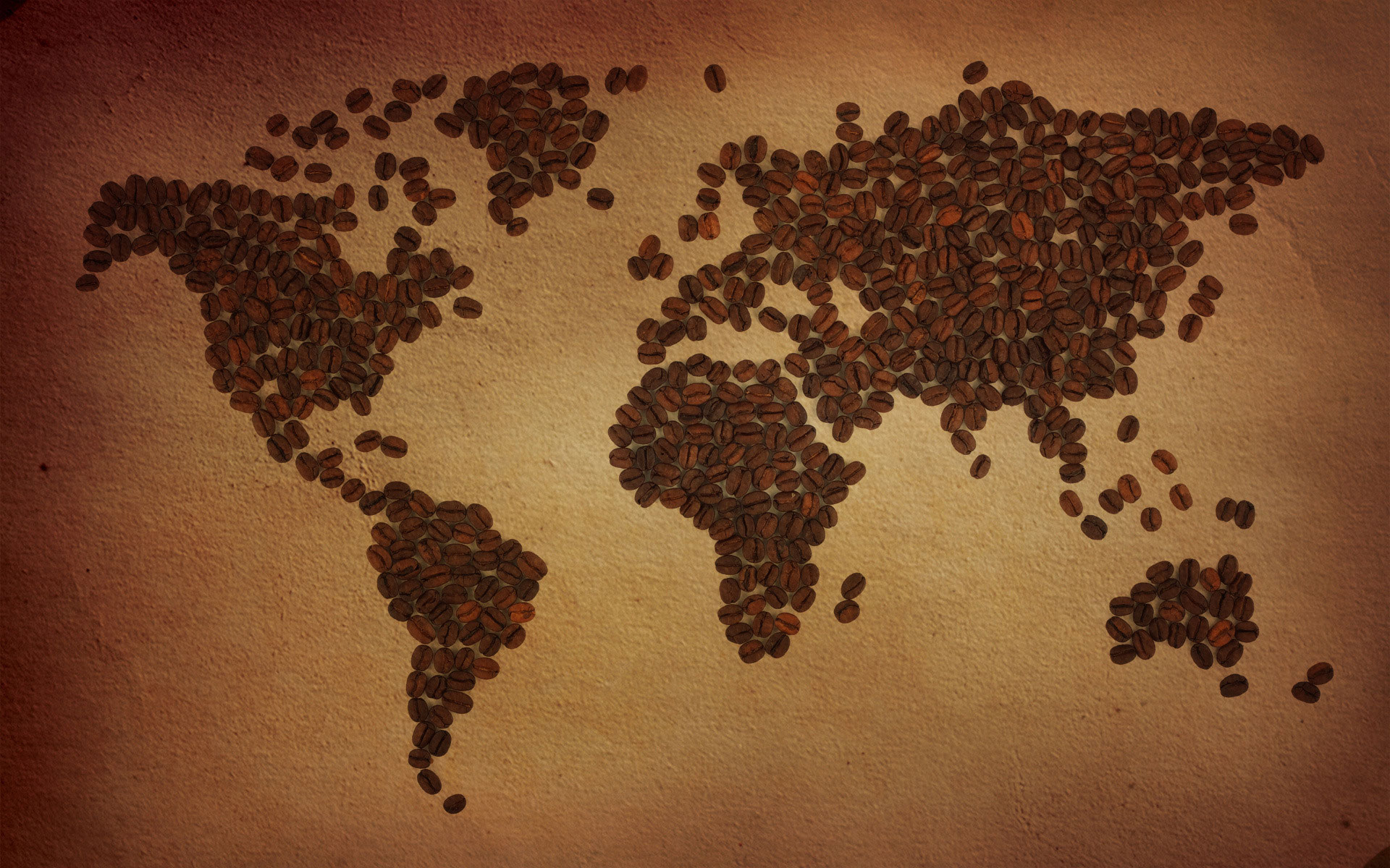 Coffee Art History Coffee Beans Map Phantom Forest Blog