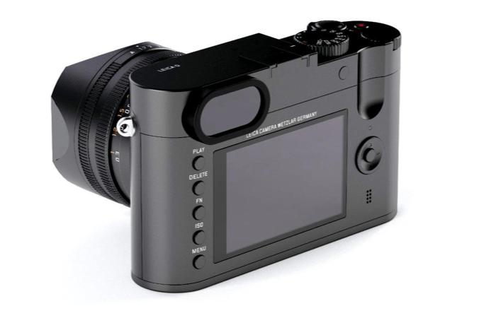 Leica Q - back