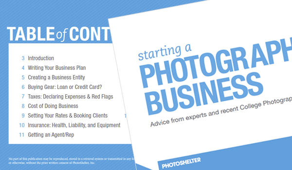Starting a Photography Business is Hard - PhotoShelter Blog - Photography Business Plan