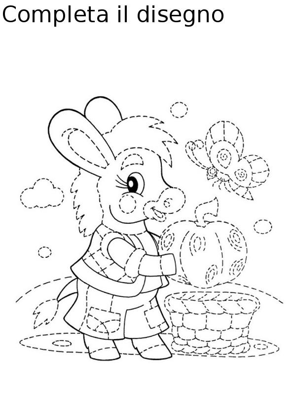 gufi disegni per bambini da colorare