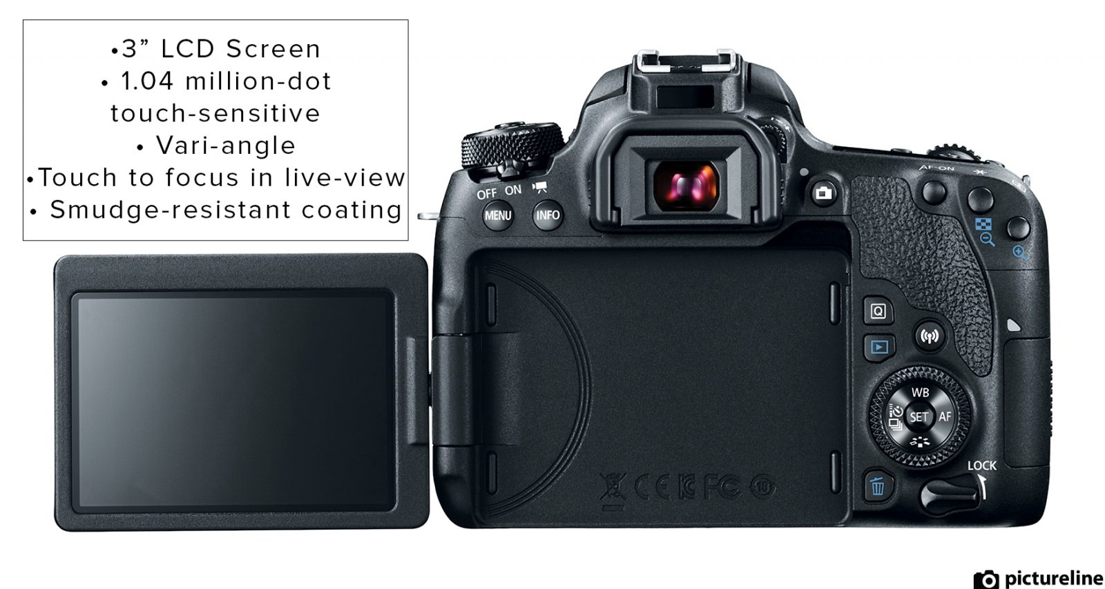 Picture Lockable Rear Control Is A Feature That You Geton Models Like It Enables You To New Canon Eos What To Line 77d Vs 80d Pantip 77d Vs 80d Snapsort dpreview 77d Vs 80d