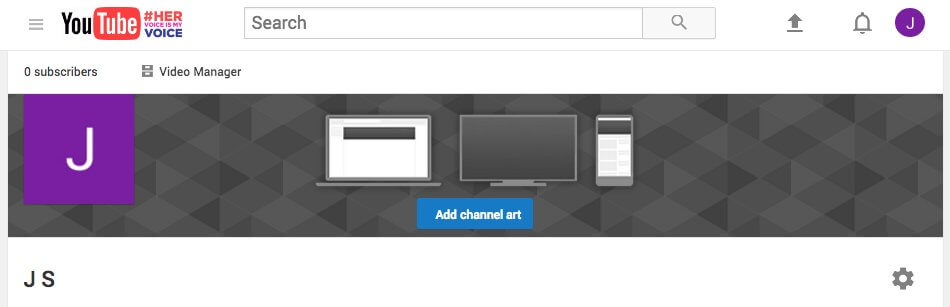 How to Make a Youtube Channel Art Banner Placeit Blog