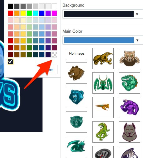 Use the Basketball Logo Maker to Make a Custom Logo for Your Team