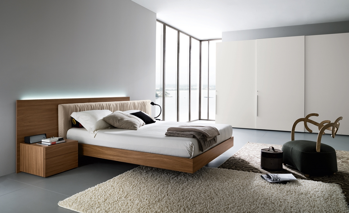 Modern Bedroom Headboard Designs Best Floating Platform Beds For Modern Bedrooms Platform Beds