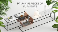 10 UNIQUE PIECES OF FURNITURE - Plsch Living | The Art of ...