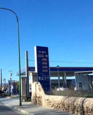 die günstigste Tankstelle auf Mallorca finden