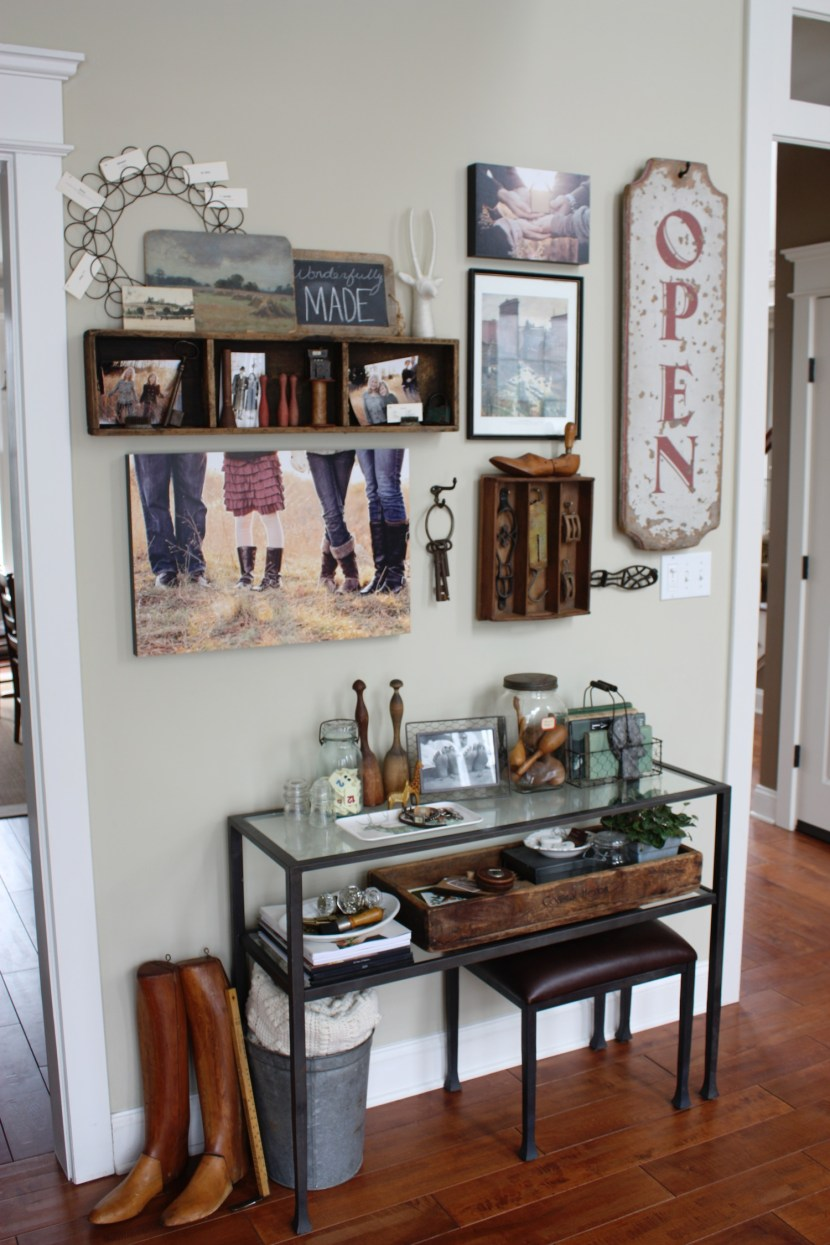 Gallery Wall Display Pictures