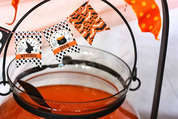 image 55 Vintage Halloween party printables + potterybarn