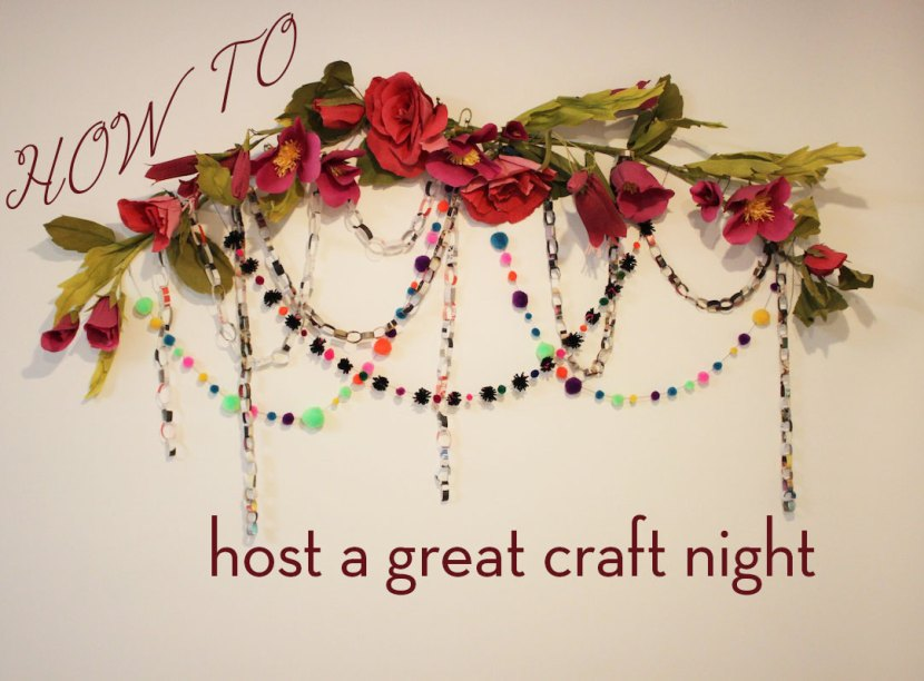 CRAFTNIGHTHOW-TO