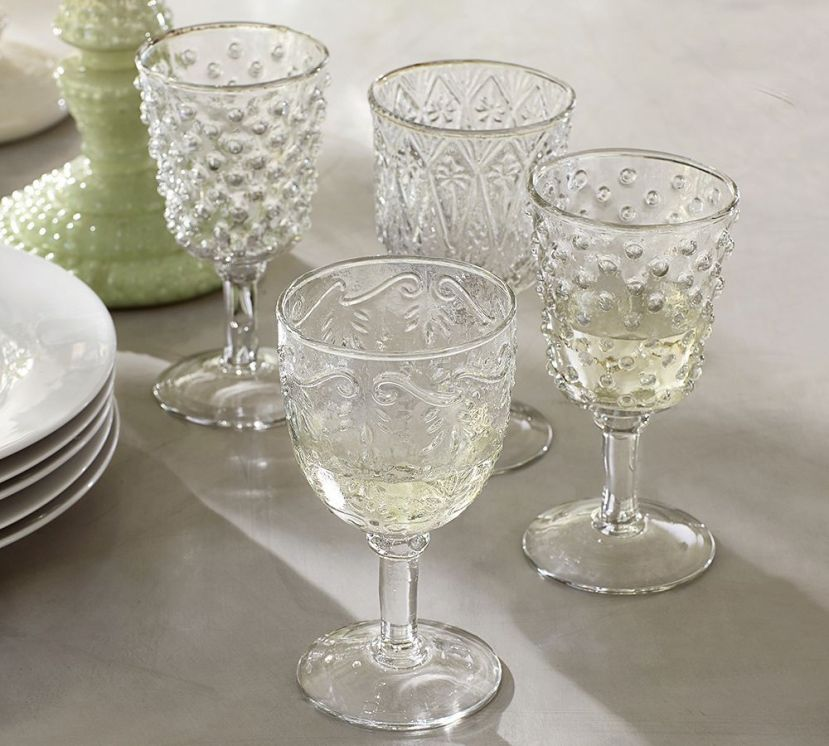 eclectic goblets