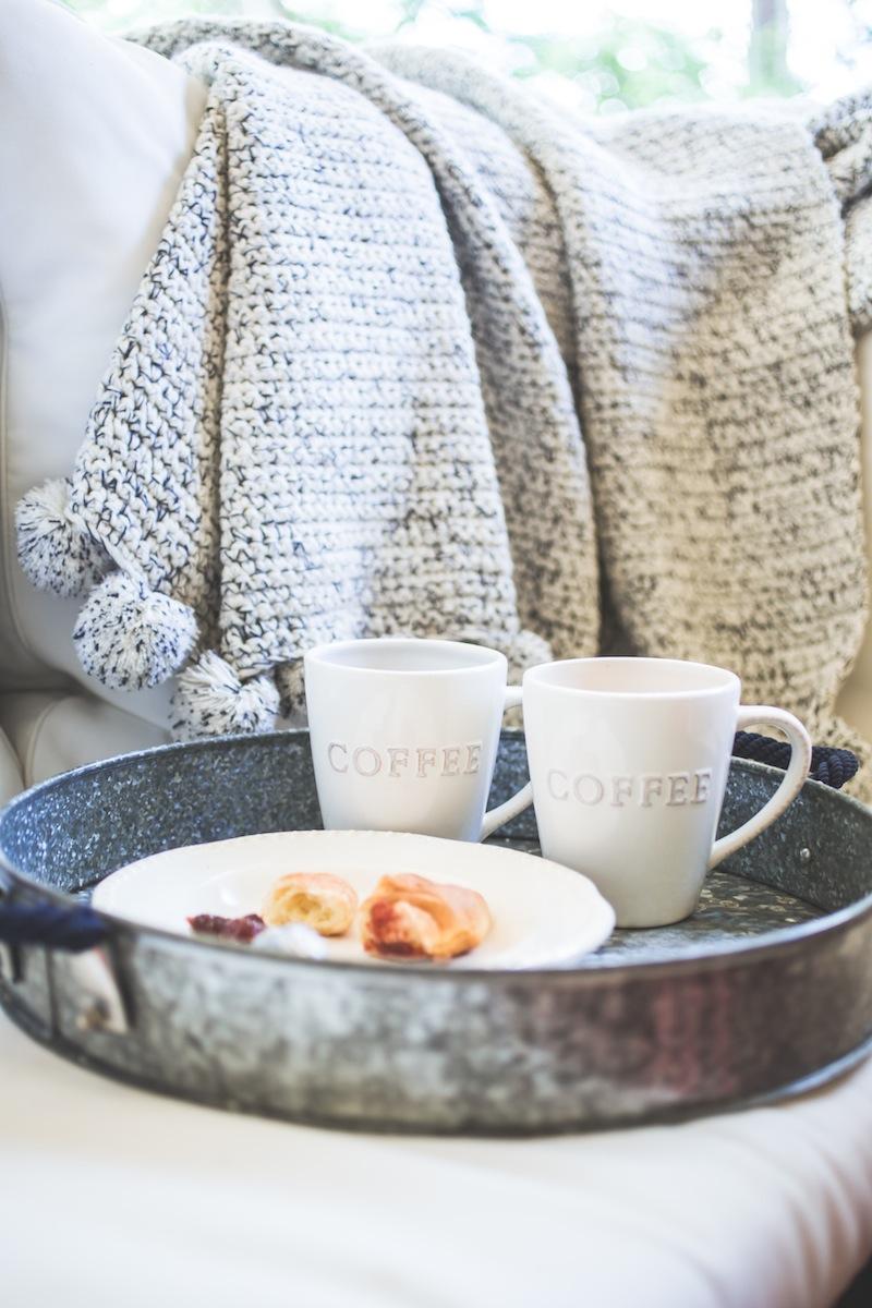 Weekend Luxuries Lazy Saturday Morning Coffee