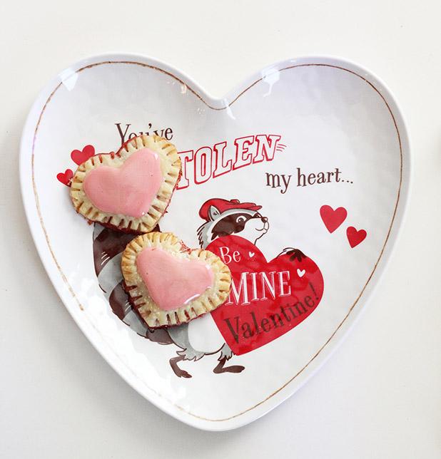Perfect Mini Pop Tart Recipe for Valentine's Day   Building Blocks Blog