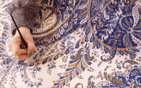 Behind the Design: A New Take on Paisley