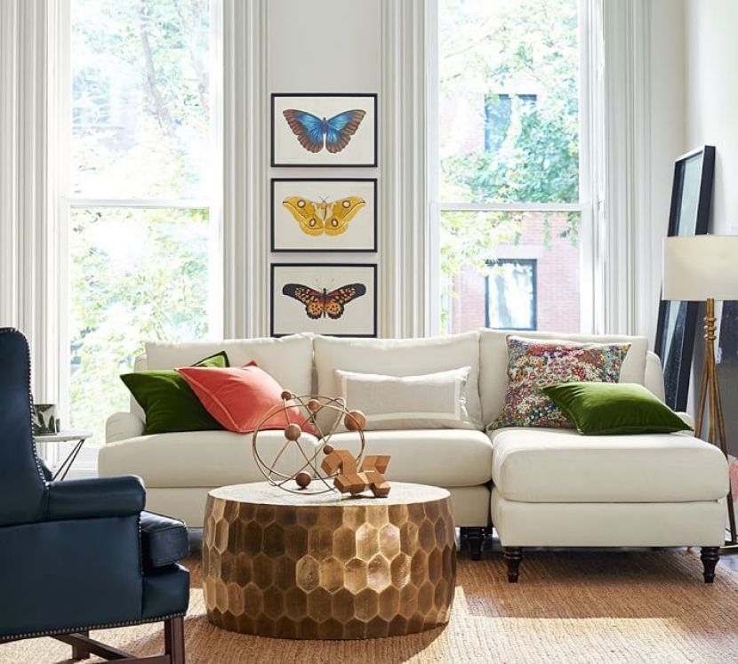 Pottery Barn Furniture Colors: Tips For Picking The Perfect White Paint For Your Room