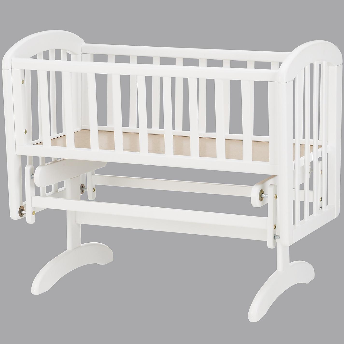 Baby bed john lewis kiddicare_dream_crib_natural_a_ss_1 sleeping options baby crib