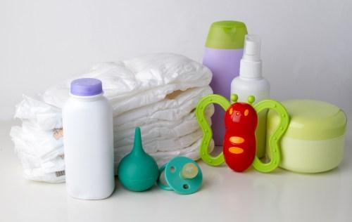 Medium Of Diaper Changing Station