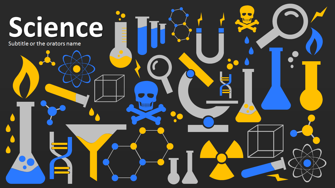 free science powerpoint templates