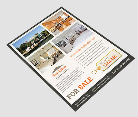 Flyer and Postcard Template Sources For Real Estate Agents