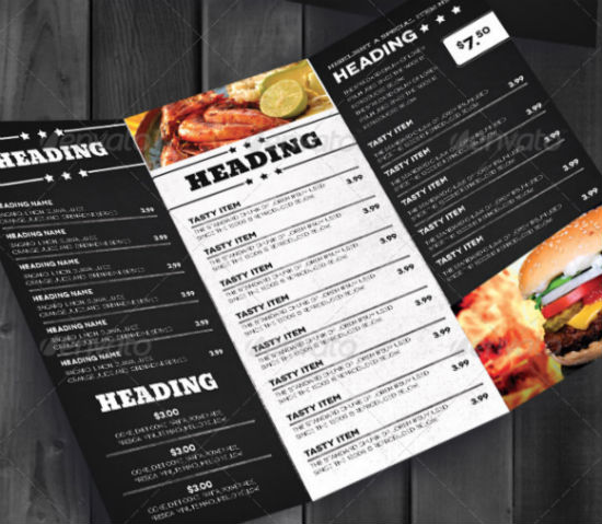 togo menu flyer - Bindrdnwaterefficiency