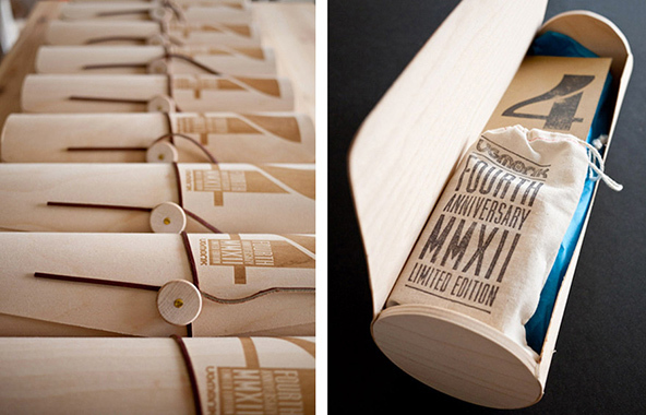Creative T Shirt Packaging Design Examples