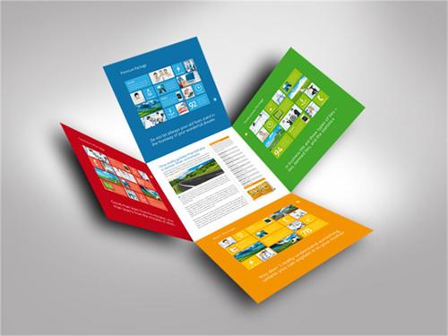 50+ Best Brochure Designs for Inspiration in Saudi Arabia
