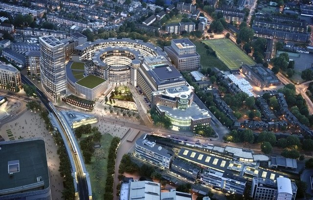 London's Television Centre to be pitched to Dubai property buyers
