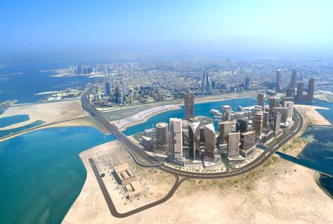 Investors push to revive $750m beachfront project in Bahrain