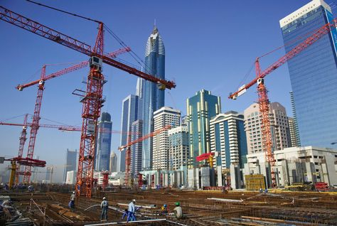 Newer Dubai districts said to offer among best yields in the world
