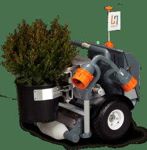 Harvest Automation Robot