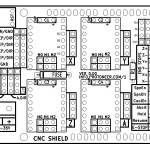 Arduino-CNC-Shield-V3-Layout