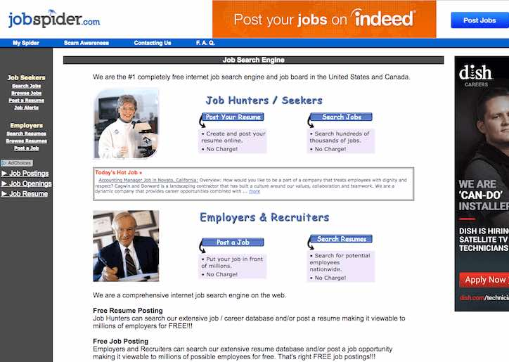 Your Next Hire is Here (30+ Job Sites to Recruit for Free) \u2013 Proven - resume sites