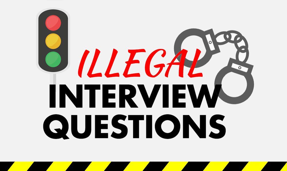 Illegal Interview Questions INFOGRAPHIC \u2013 Proven