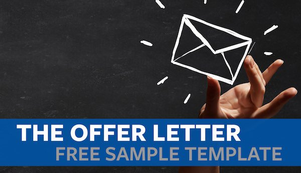 Anatomy of The Offer Letter (Free Sample Template) \u2013 Proven