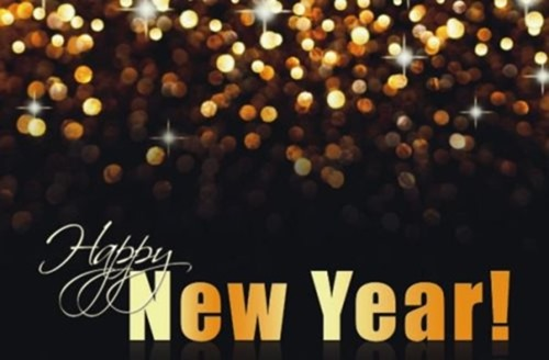 new year invitation message