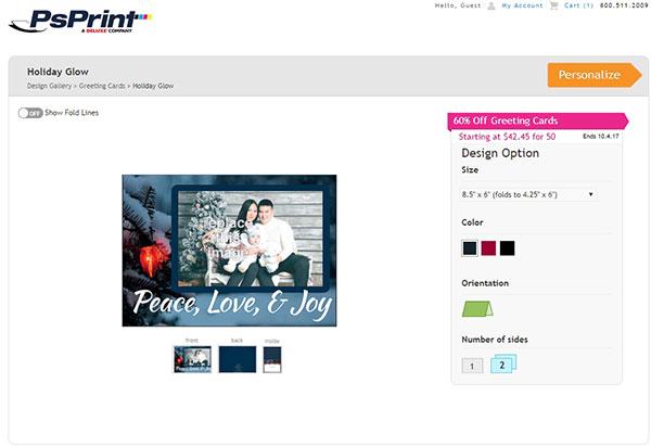 Make Your Own Holiday Cards Online PsPrint Blog Designing