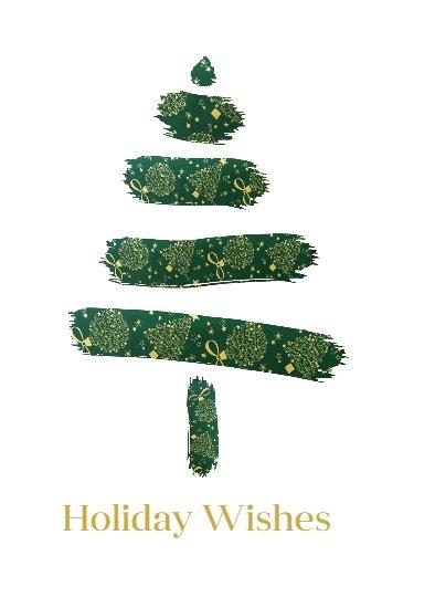 20 Beautiful (and free) Christmas card templates PsPrint Blog - free xmas card template