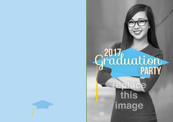 Graduation Announcement/Invitation Card Wording Examples PsPrint Blog