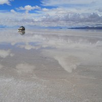 Off the beaten track: Bolivia's Salt Plains