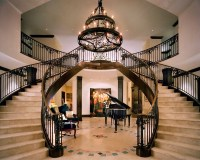 Homes With A Double Staircase | Joy Studio Design Gallery ...