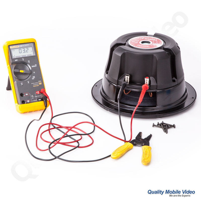 Subwoofer Impedance and amplifier output - Quality Mobile Video Blog