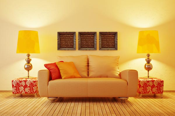 Wandfarbe Hellgelb How To Choose The Right Colors For Your Home - Quikr Blog