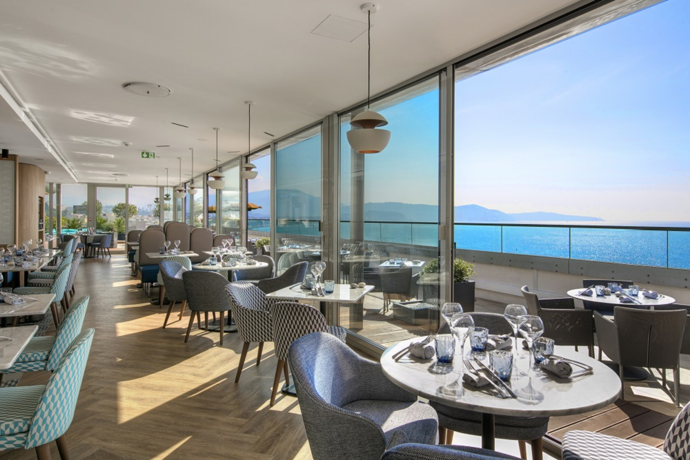 Toit Terrasse Cannes Discover The New Calade Rooftop Restaurant In Nice