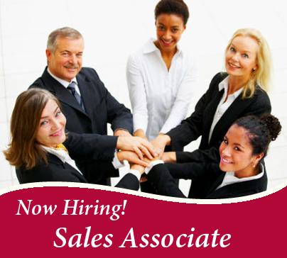 Now Hiring Sales Associate! - Ruby  Quiri Blog - sales associate