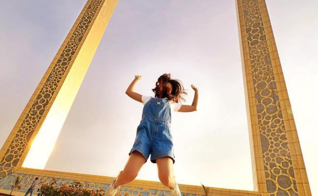 Dubai Frame Interesting Facts Information Timings More